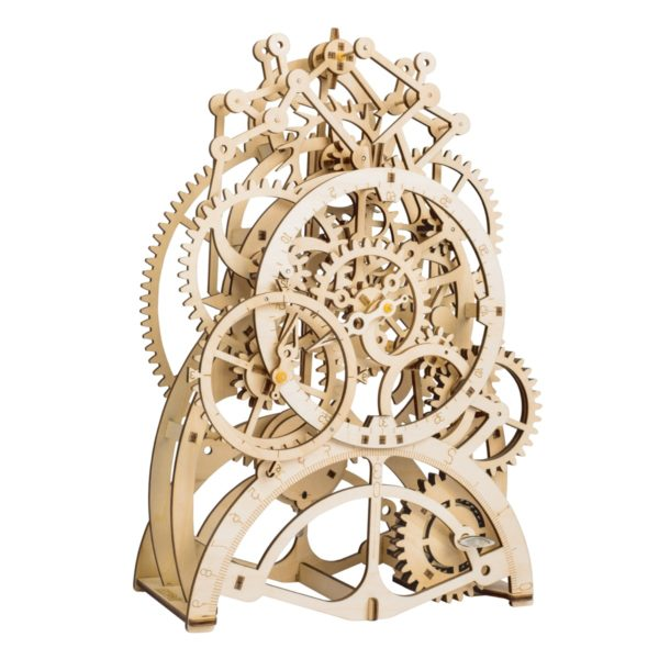 MECHANICAL 3D PUZZLES, have a wonderful experience 1