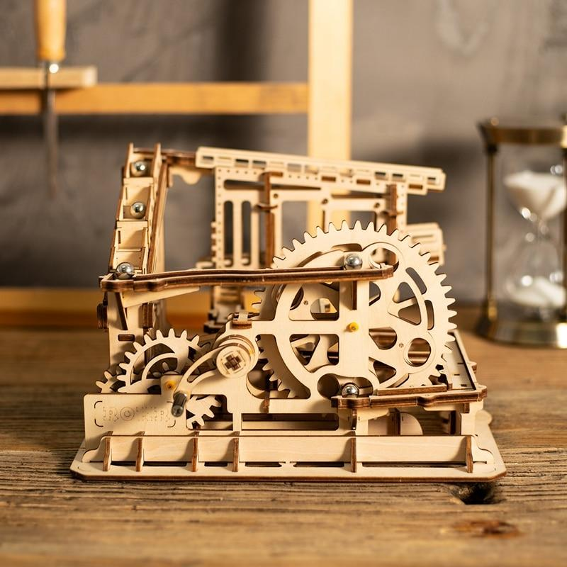 ROKR Marble Run Cog Coaster 3D puzzle 2