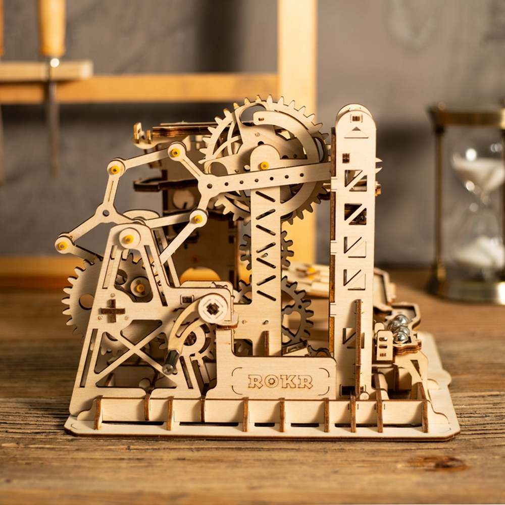 ROKR Marble Run Tower Coaster 3D Puzzle 2