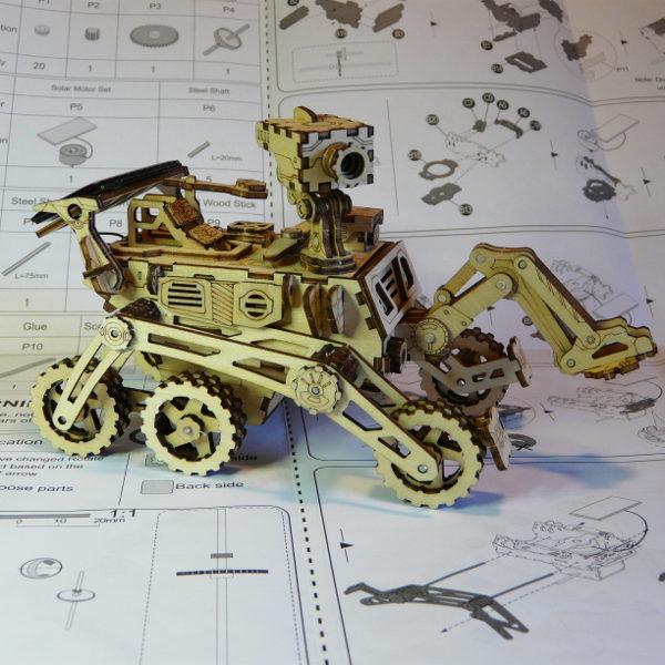 ROKR Curiosity Rover 2