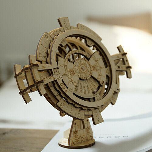 ROKR Perpetual Calendar 3D Puzzle 2