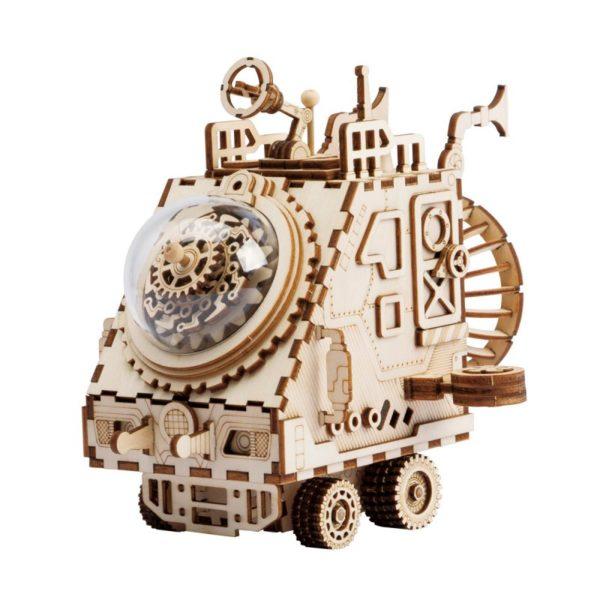 rokr space vehicle