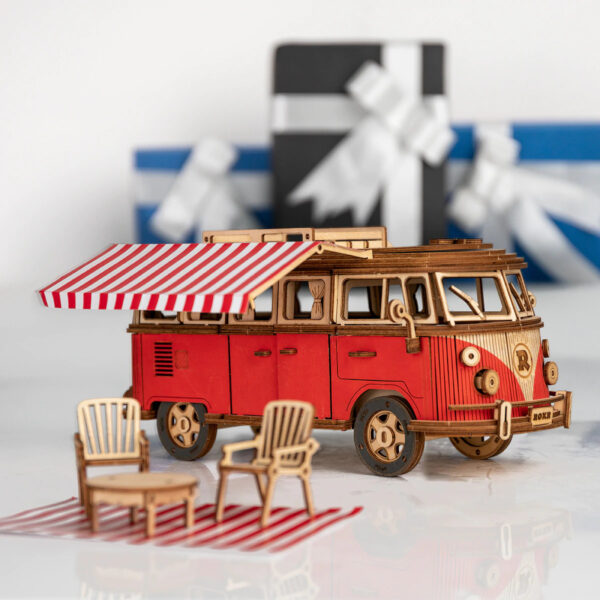 ROKR 60's Camper Van 2