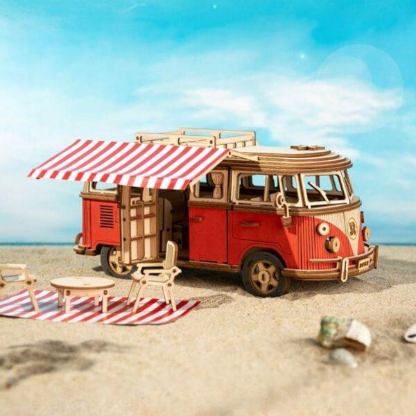 ROKR 60's Camper Van 1