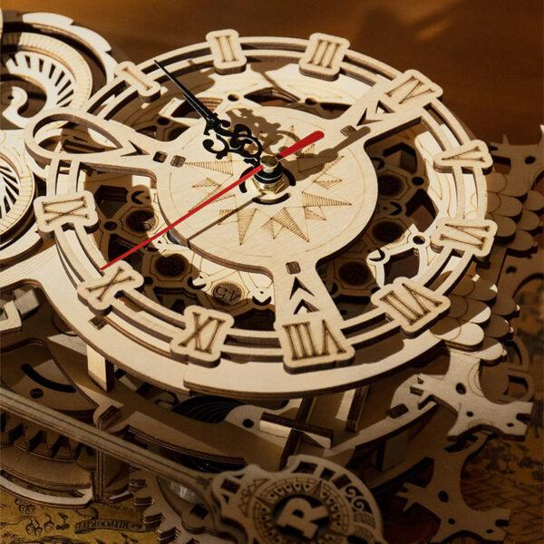 ROKR Owl Clock 5