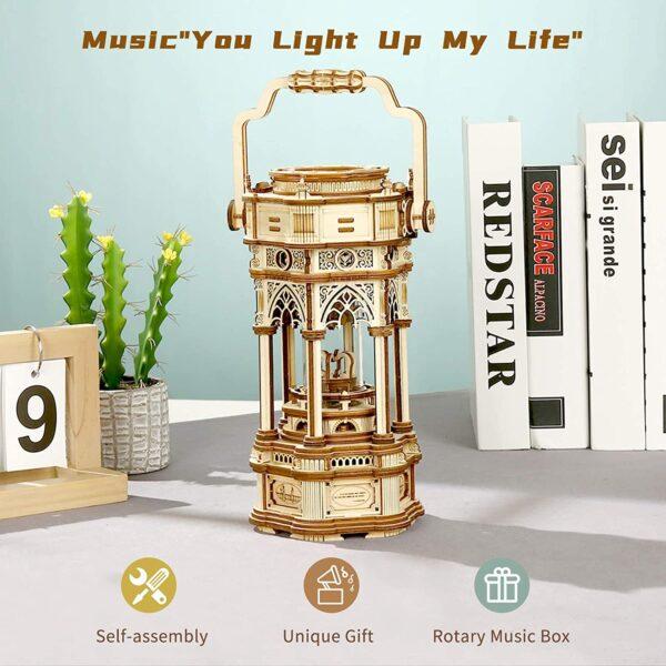 ROKR AMK61 Victorian Lantern