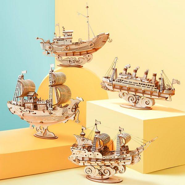 ROLIFE Ships