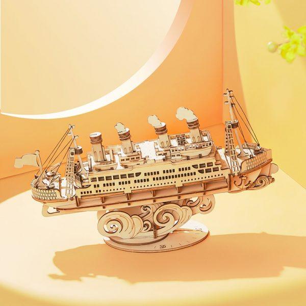 ROLIFE TG306 Ship ROKR