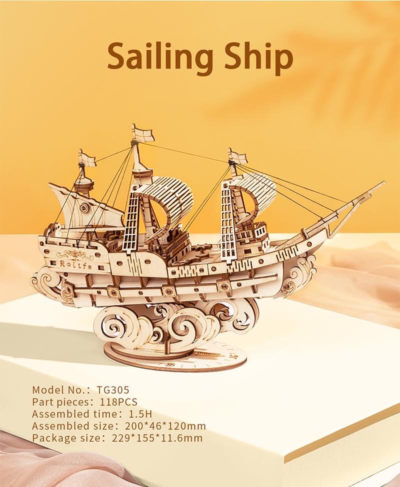 ROLIFE TG305 Ship ROKR