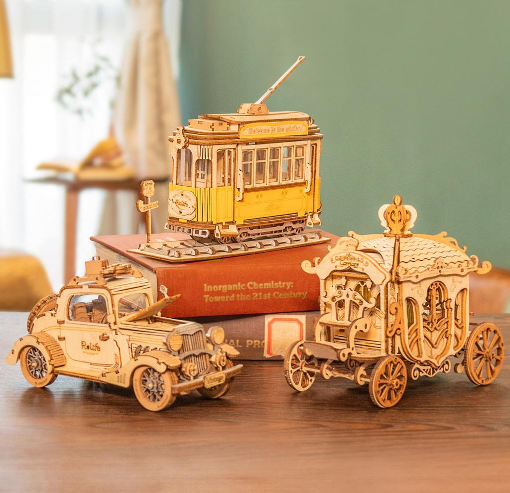 ROLIFE Vintage Transportation 1