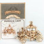 TG302 Pumpkin Cart