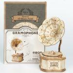 TG408 Gramophone