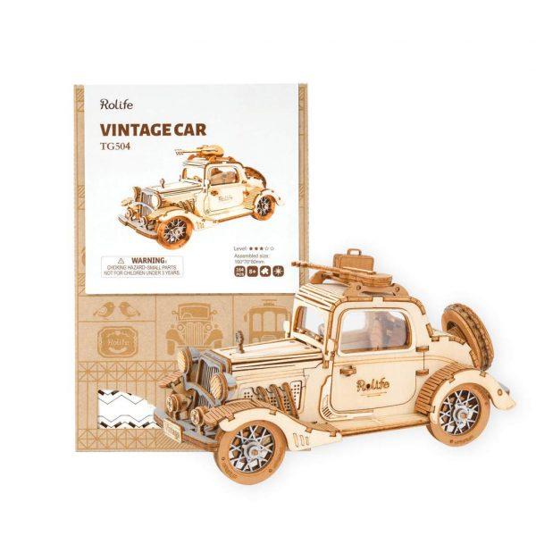 ROLIFE Vintage Car TG504