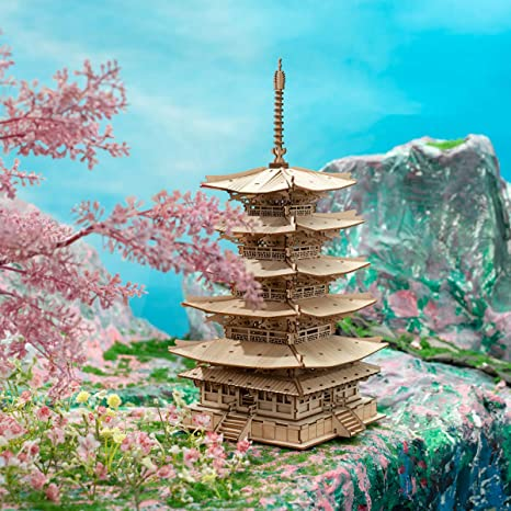 rolife pagoda