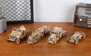 rokr model vehicles